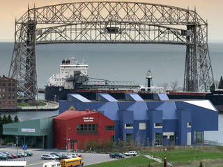 Das Great Lakes Aquarium in Duluth ,Minnesota © Tmajewski