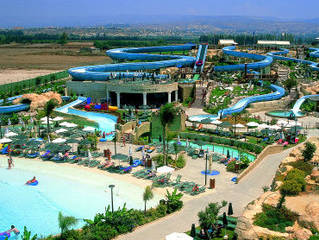 Aphrodite Waterpark Paphos © Aphrodite Waterpark