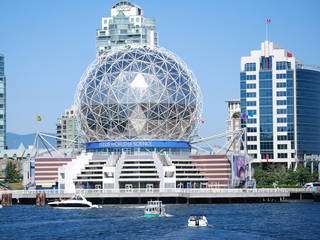 Science World Vancouver © focusedcapture