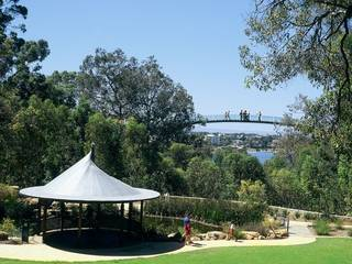Der Kings Park and Botanic Garden in Perth © Bgpawikedit