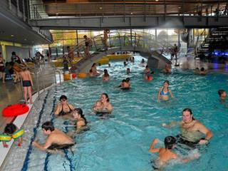 Das Blau Wasserwelt - Erlebnisbad in St. Ingbert