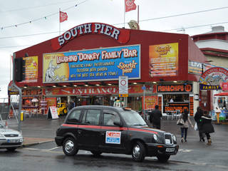 Das South Pier Blackpool in Blackpool