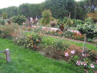 Jardin des Plantes Paris - Garten in Paris | PARKSCOUT.DE
