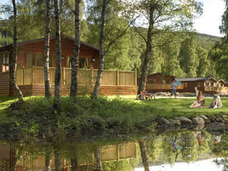 Tummel Valley Holiday Park © Tummel Valley Holiday Park