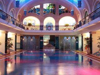 Merkelsches Schwimmbad - Erlebnisbad in Esslingen am Neckar