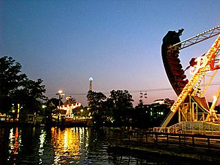 Lake Winnepesaukah Amusement Park  © jeffgunn