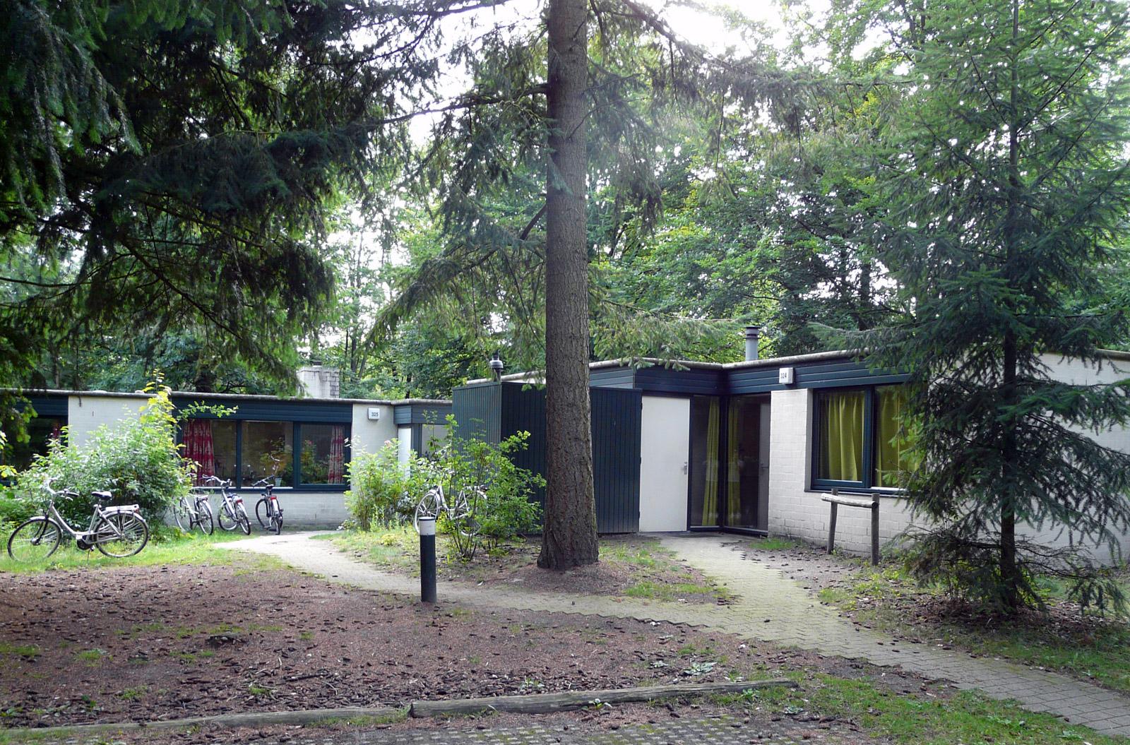 Typischer Center Parc Bungalow