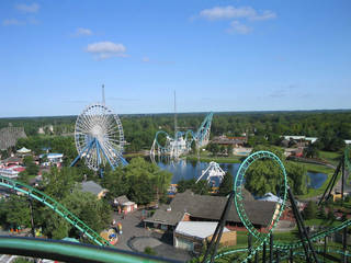 © Darien Lake Theme Park Resort