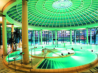 Thermalbad Hotel Baden Wurttemberg