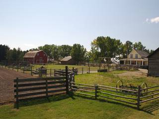 Heritage Park Calgary © D'Arcy Norman