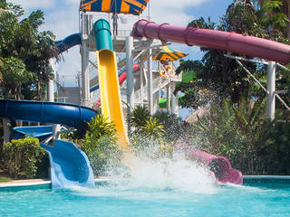 Kool Runnings Water Park Erlebniscenter In Negril