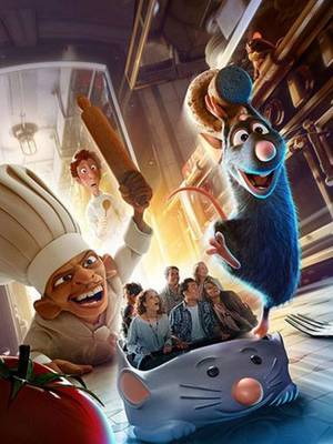 Ratatouille © Disney