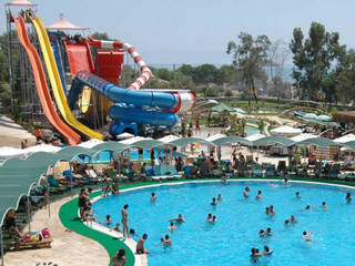 Yali Castle Aquapark © Yali Castle Aquapark