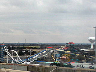 Six Flags Hurricane Harbor Texas © David Jones
