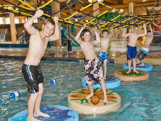Boji Splash Indoor Waterpark © Boji Splash Indoor Waterpark
