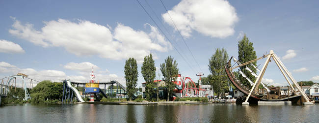© Drayton Manor Theme Park